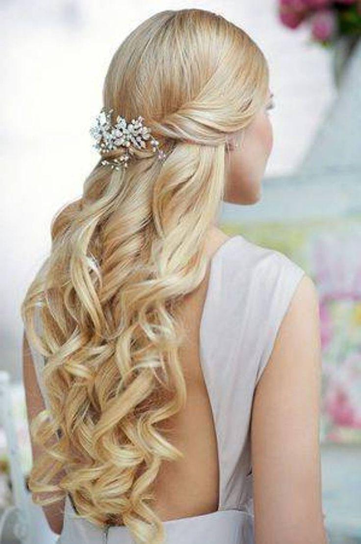 Mariage - Top 20 Long Blonde Hairstyles