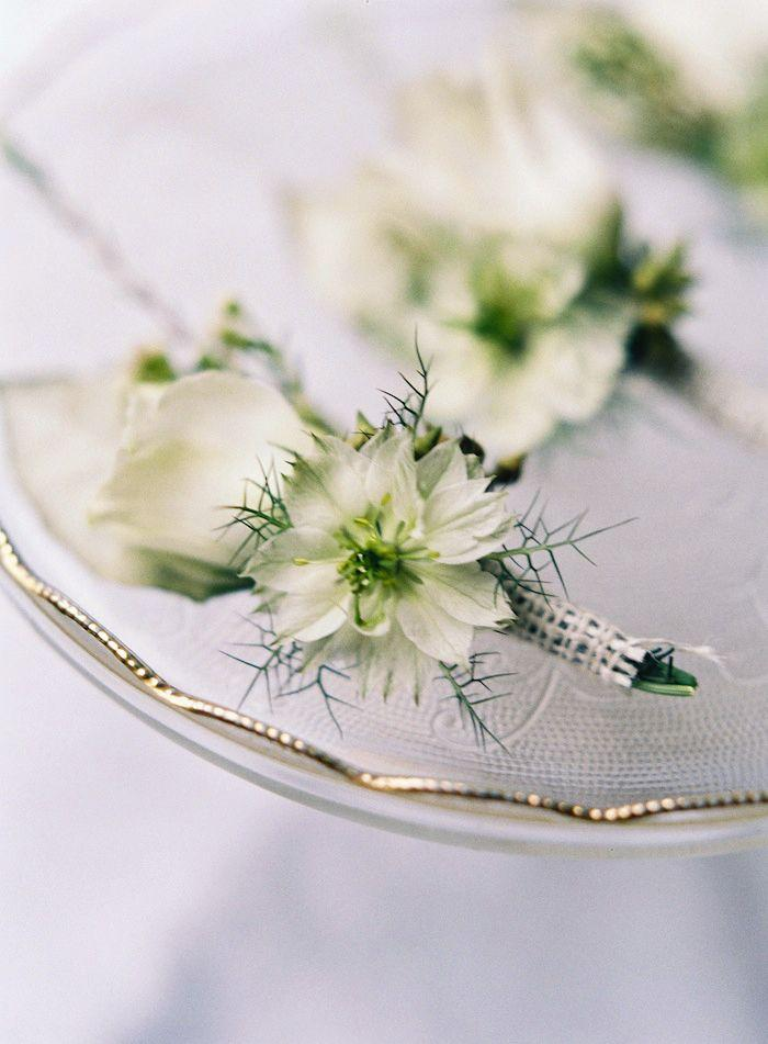 Свадьба - Boutonniere Inspiration