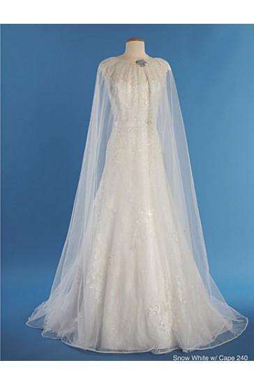 Wedding - Alfred Angelo Wedding Dresses Style 240 Snow White