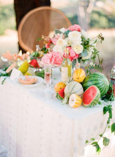Mariage - Summer Inspired Photo Shoot From Coco Tran Photography