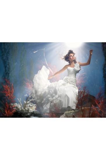 Wedding - Alfred Angelo Wedding Dresses Style 210 Ariel