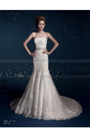 Свадьба - KITTYCHEN Couture - Style Ruby K1115 - Formal Wedding Dresses