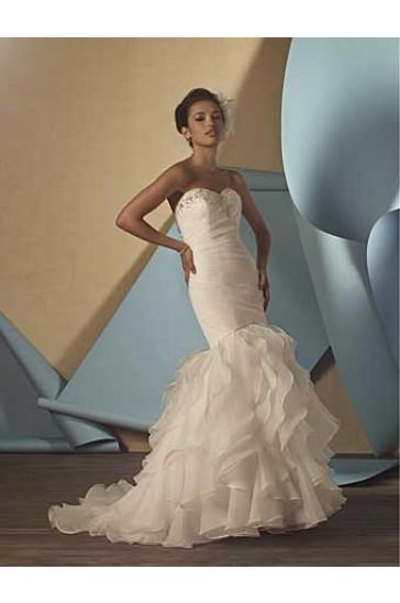 Wedding - Alfred Angelo Wedding Dresses - Style 2431