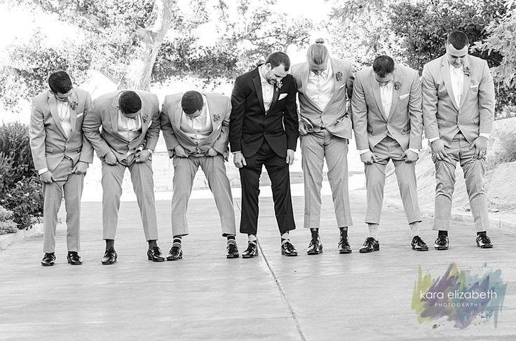 Свадьба - Groom   Groomsmen Photos