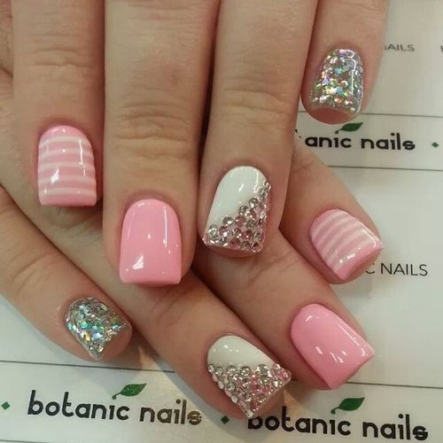 Latest 80 simple nail art designs for short nails 2015 2324941 latest 80 simple nail art designs for short nails 2015 prinsesfo Images