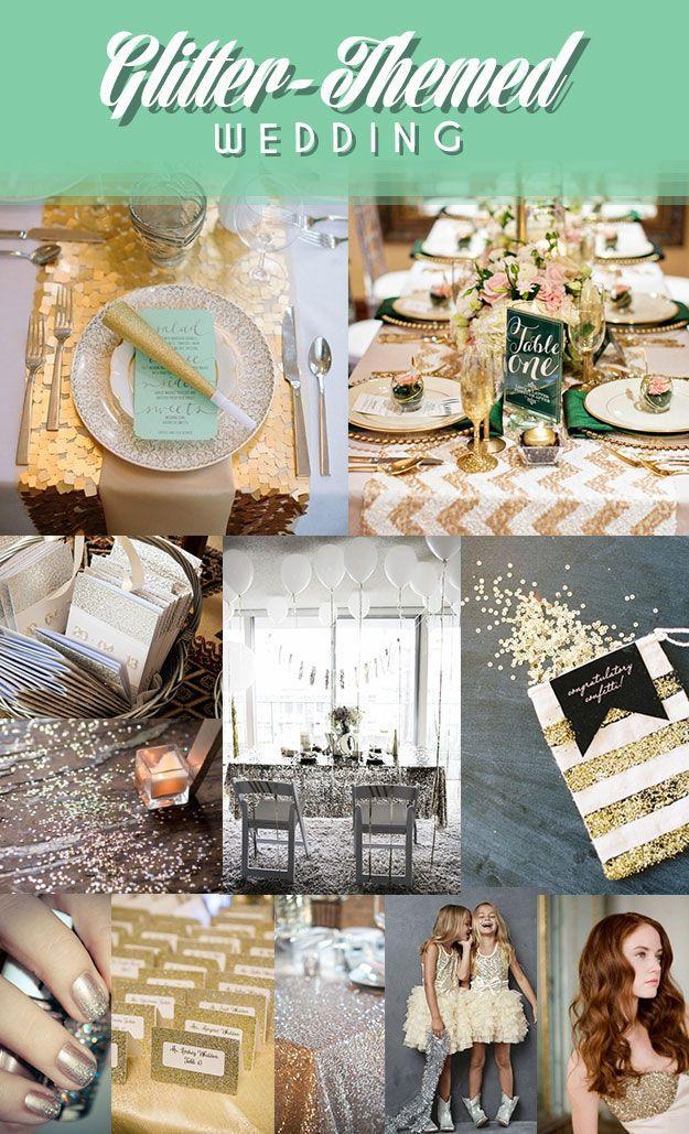 12 Legitimately Awesome Nontraditional Wedding Themes 2324993