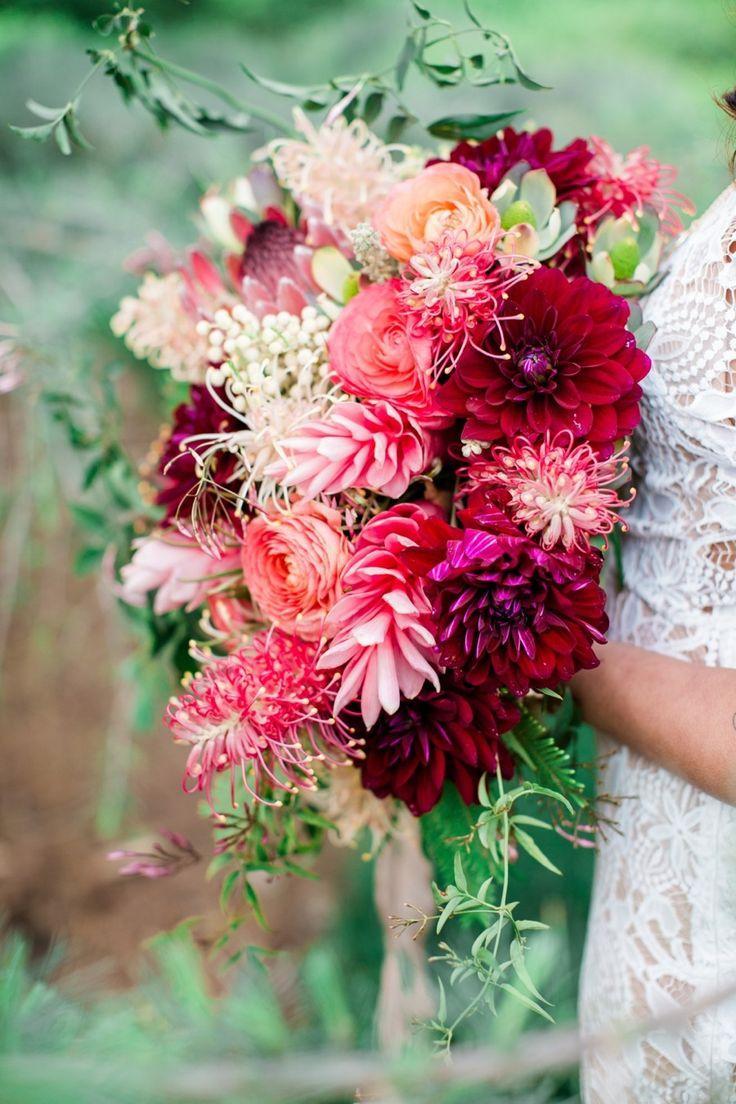 Hochzeit - Colorful Boho Wedding Inspiration For The World Traveler