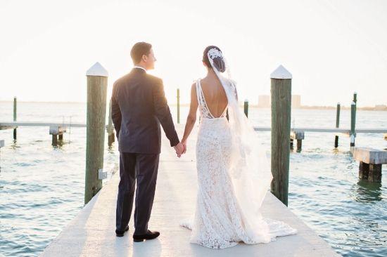 Mariage - Formal Romance Wedding In Florida