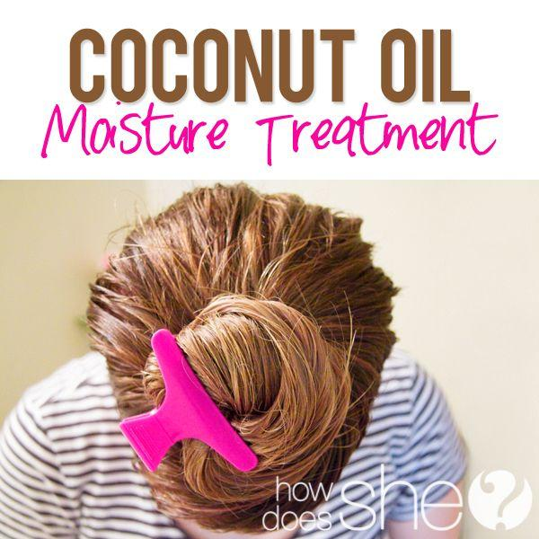 Mariage - Coconut Oil Hair Treatment - Quick And Easy Tips