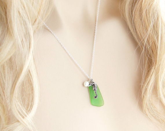 Seaglass necklace seahorse necklace sea glass pendant sea glass seaglass necklace seahorse necklace sea glass pendant sea glass jewelry beach glass necklace beach glass jewelry seahorse jewelry gift aloadofball Image collections