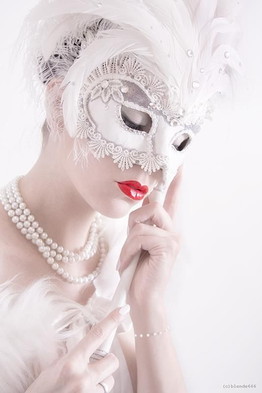 Mariage - About Me ~ Minor Obsessions ~ Masks
