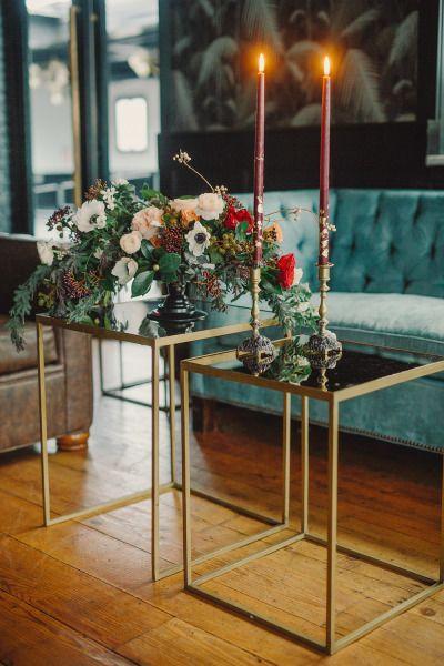 Wedding - Glamorous 1970s NYC Wedding Inspiration