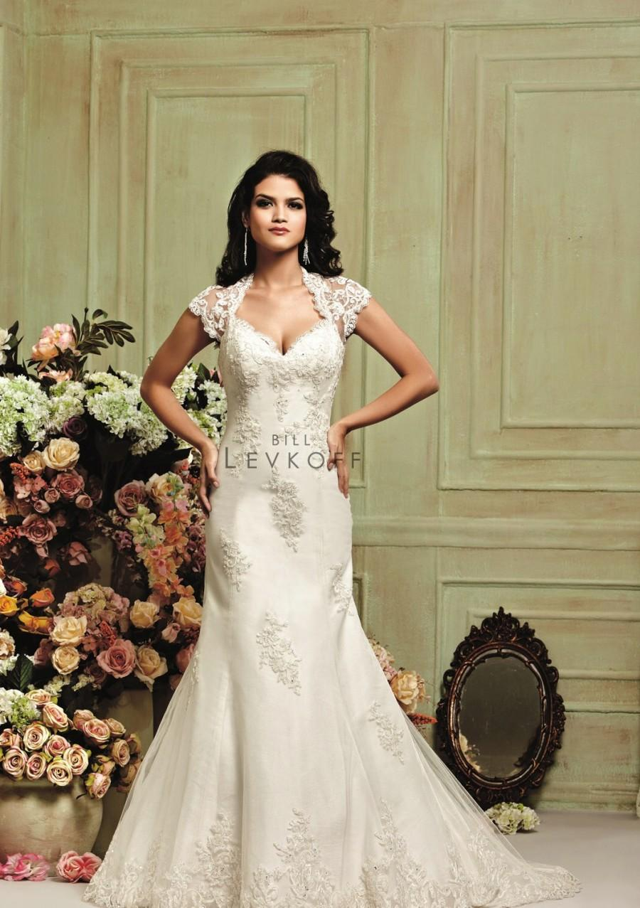 Свадьба - Wedding Dress Bill Levkoff Style 21203