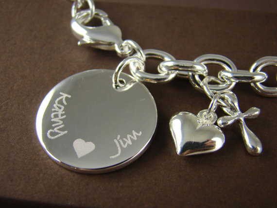 Personalized wedding gift for her custom engraved for Engravable gifts for her