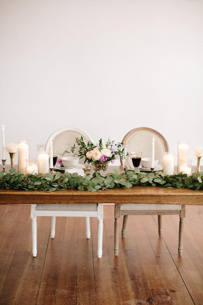 Hochzeit - Bohemian Romance Bridal Shoot