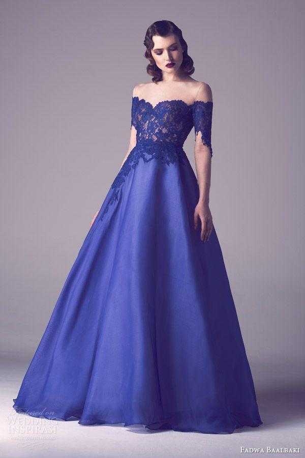 Hochzeit - Fadwa Baalbaki Spring 2015 Couture Collection