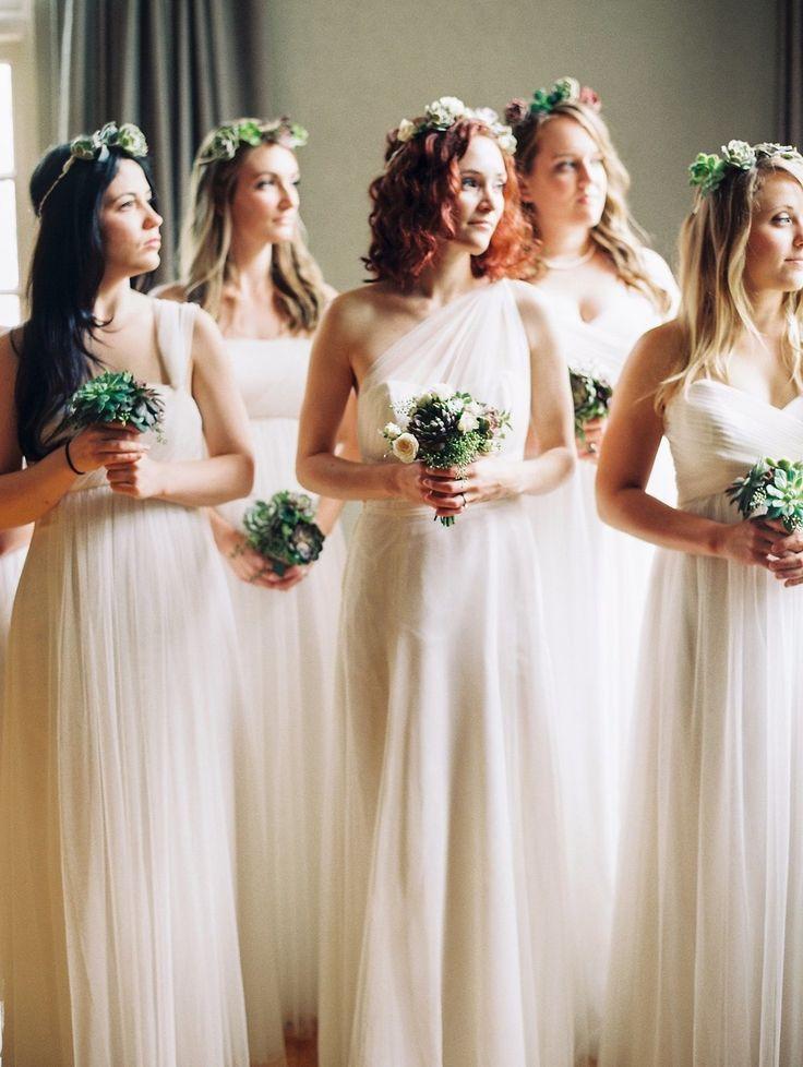 Stylish Asheville Wedding With Custom Peach Wedding Gown 2326025