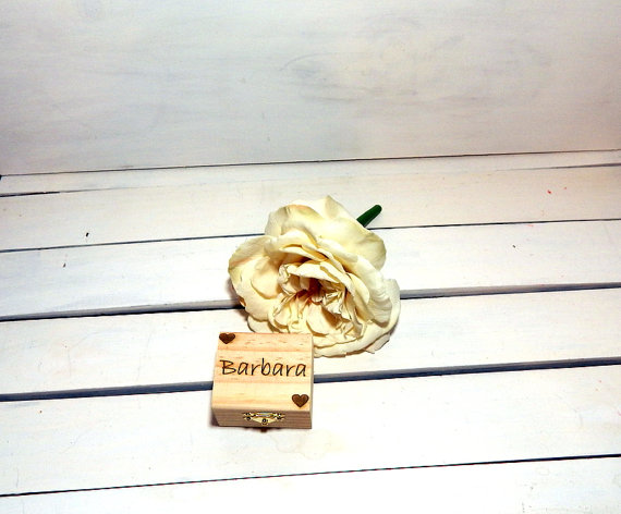 Mariage - Personalized Jewlery Box, Persoalized Gift, Mother of the Groom, Wedding Gift, Personalized Box