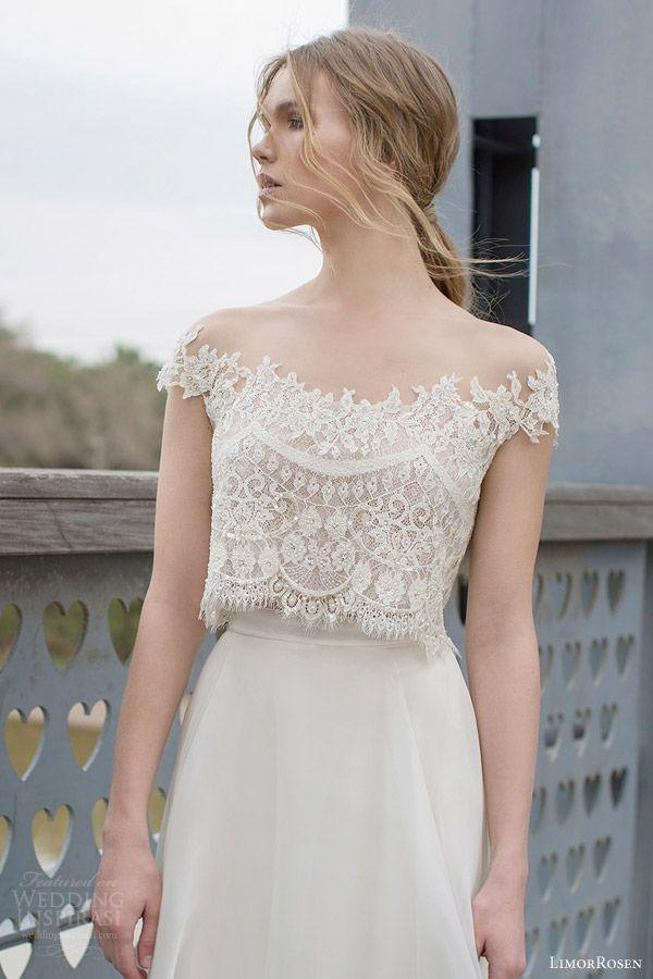 Wedding - LimorRosen 2015 Wedding Dresses