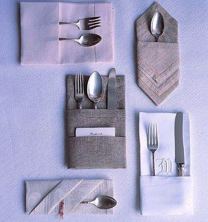 Mariage - Table Settings