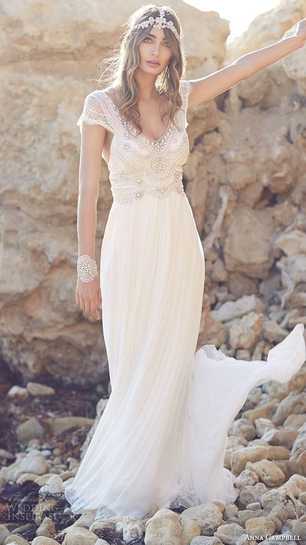 زفاف - Anna Campbell Wedding Dresses — Spirit Bridal Collection