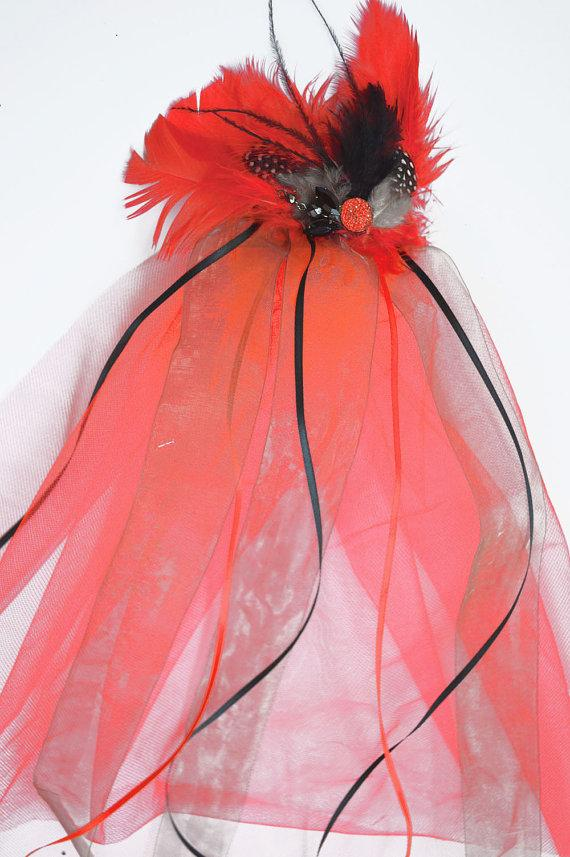Mariage - Rhinestone Colored Veil - Custom Colors And Options Available, Bride To Be, Bridal Showers