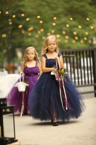 Свадьба - Flower Girls