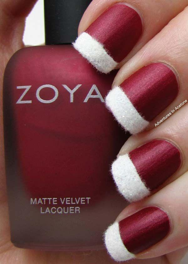 Свадьба - 50 Red Nail Art Designs And Ideas To Express Your Attitude