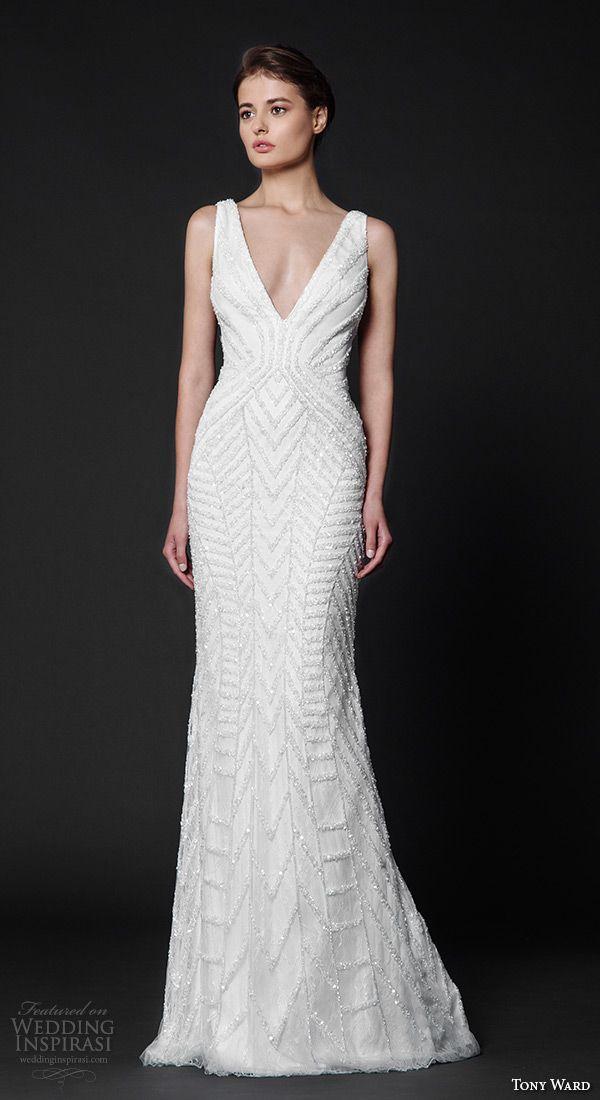 "Wedding - Tony Ward 2016 Wedding Dresses — ""Abstract Roses"" Bridal Collection"