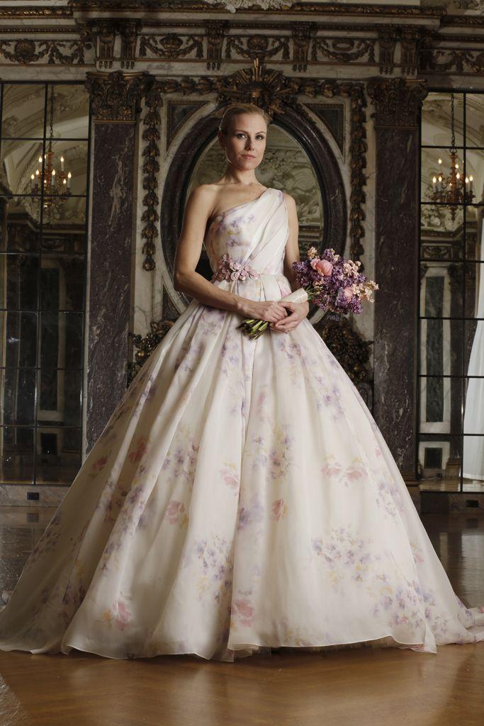 Свадьба - Romona Keveza Bridal Spring 2016