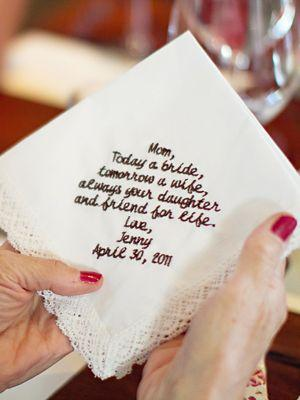 Wedding9 Thank-You Gift Ideas For Mom And Dad
