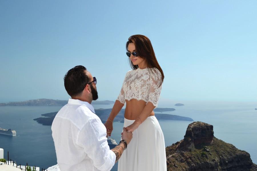 SANTORINI WEDDINGS By Experienced Wedding Planner 2328733 Weddbook
