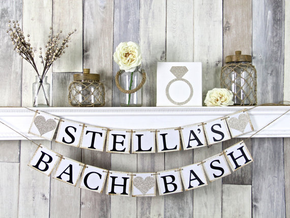bachelorette party bachelorette banner bachelorette decor bachelorette ideas bridal shower banner