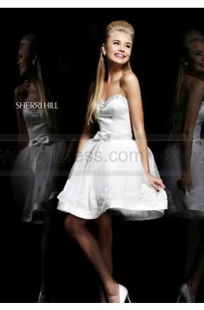 Boda - Sherri Hill 21238