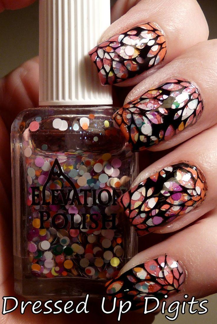 Свадьба - Pretty Painted Fingers & Toes Nail Polish