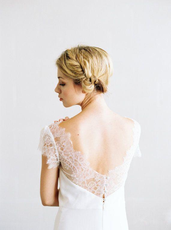 Wedding Theme Ella Silk Crepe Wedding Dress 2329387 Weddbook