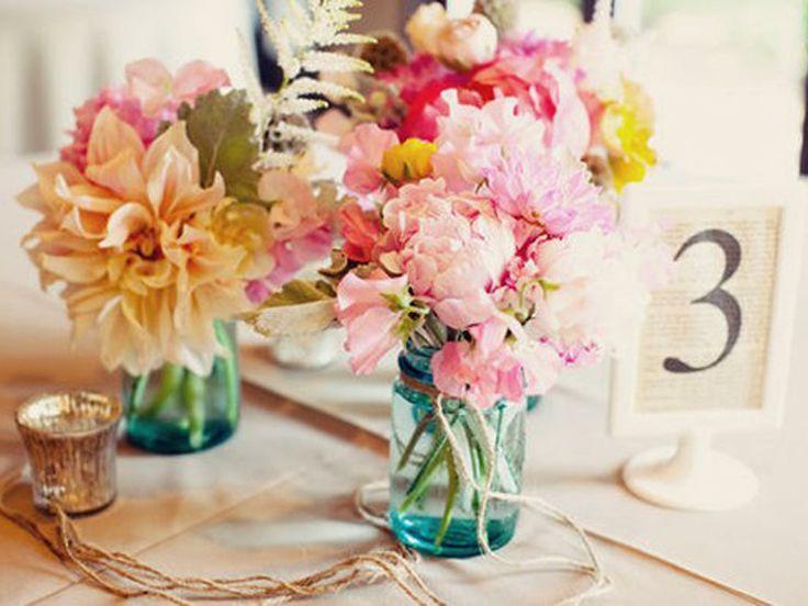 Hochzeit - Rustic And Vintage Wedding