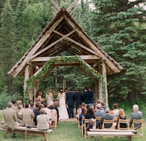 Свадьба - 22 Of The Coolest Places To Get Married In America