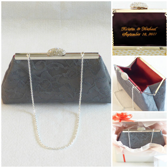 Wedding Gifts For The Bride From Her Mother : ... Wedding Clutch, Mother Of The Bride Gift Bridal Shower Gift Gifts For
