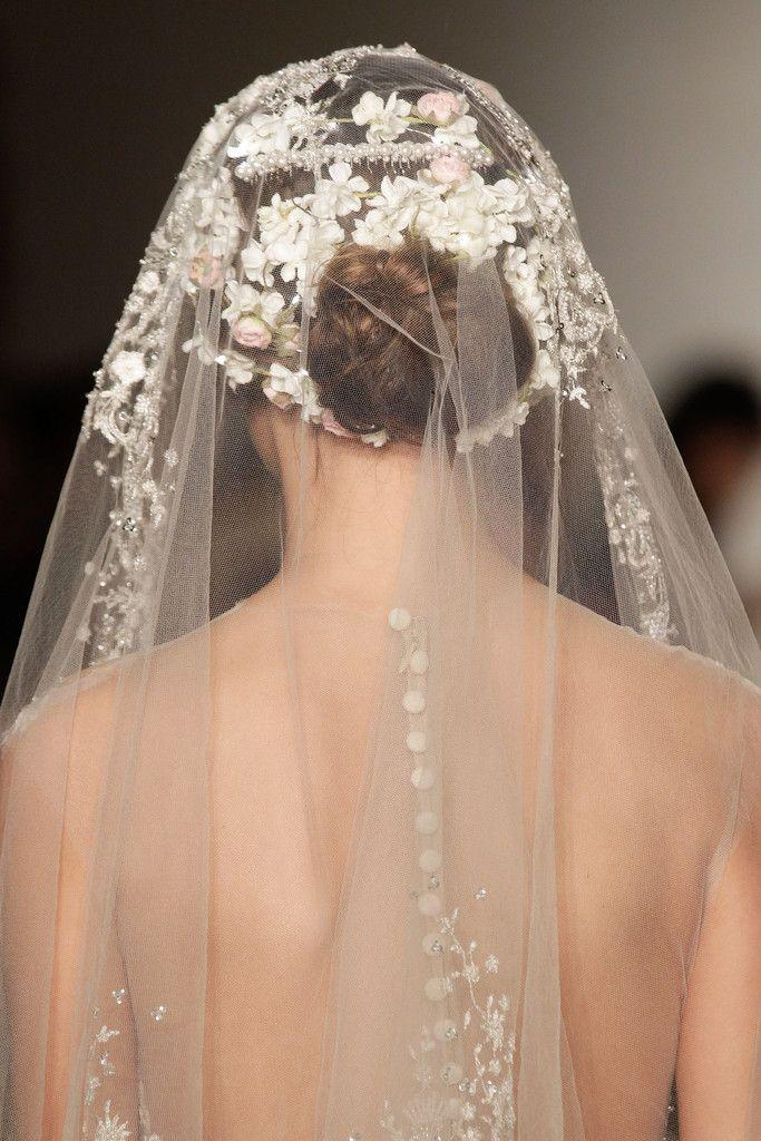 Mariage - Fall 2015 Bridal Collection - Reem Acra - Show