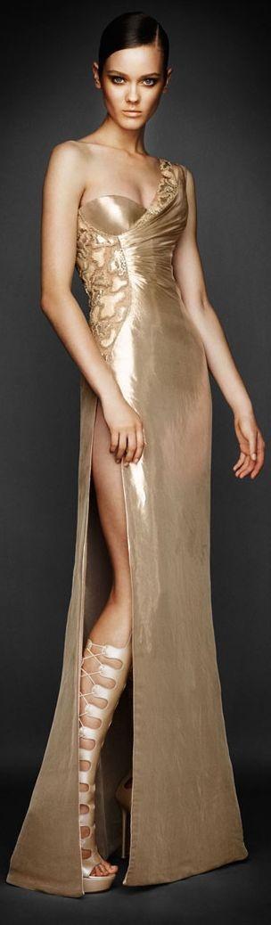 Mariage - Atelier Versace Fall 2010 Lookbook