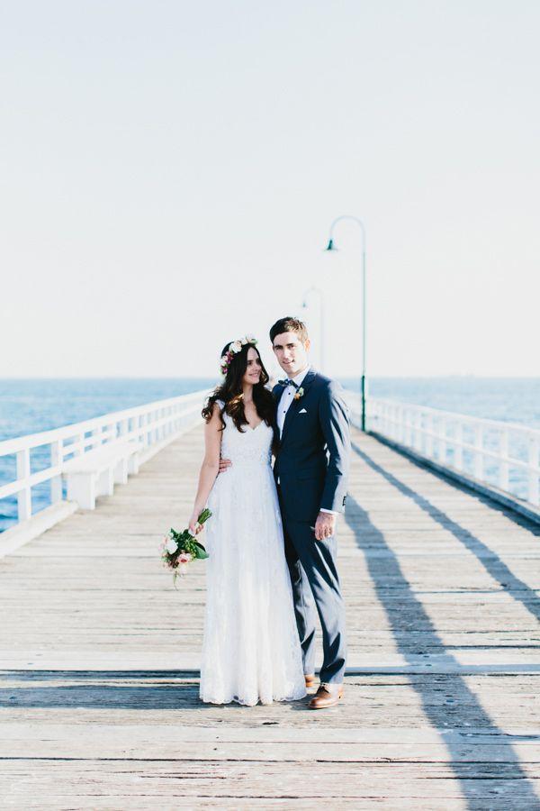 Свадьба - Beachside Australian Wedding
