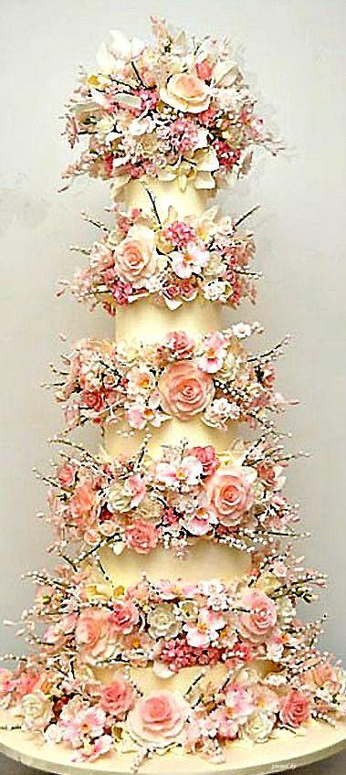 Свадьба - Cakes Beautiful Cakes For The Occasions