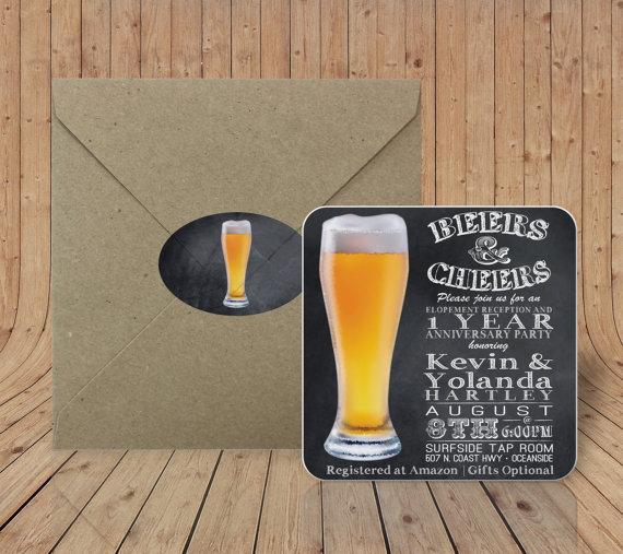 زفاف - Reserved Listing for Yolanda - 20 Coasters/20 Envelopes