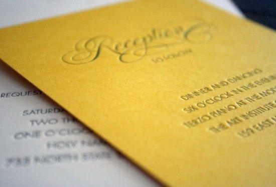 Mariage - Katie   Alex's Elegant Chicago Map Wedding Invitations