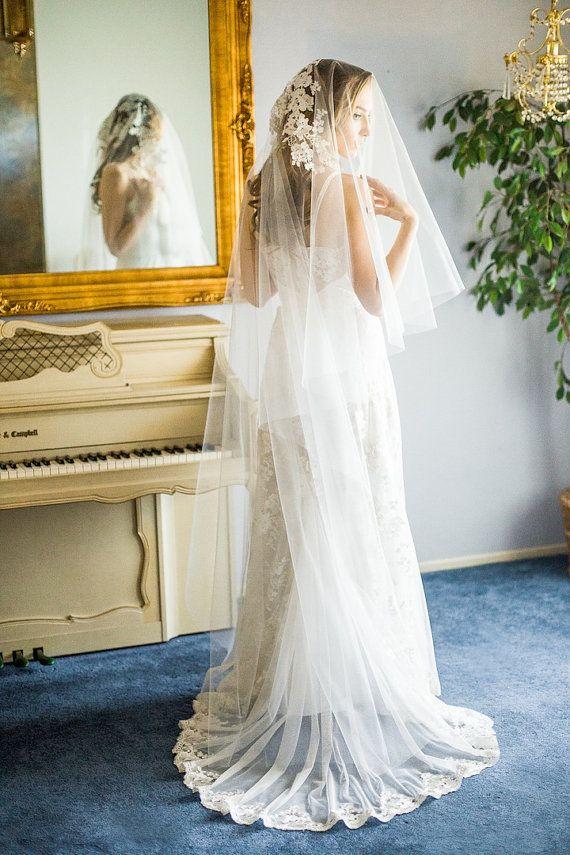 زفاف - Poppy Wedding Lace Bridal Dress - Bridal Gown - Lace Wedding Gown - Boho - Bohemian Dress