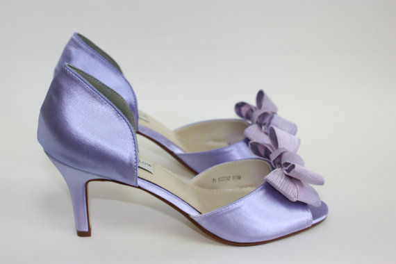 Wedding Shoes In 100 Color Choices