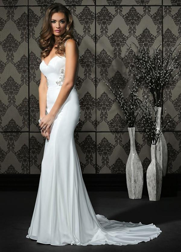 Свадьба - Impression Bridal Spring 2015 Wedding Dresses