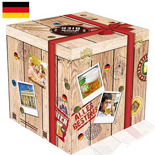 Wedding - Geschenkbox Bier