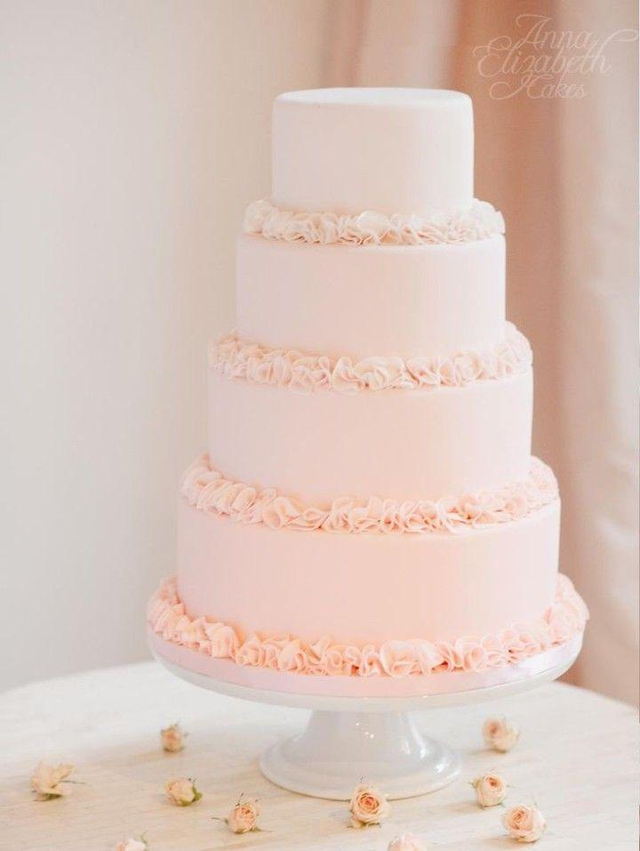 Wedding - Elegant Wedding Cakes With Vintage Touches